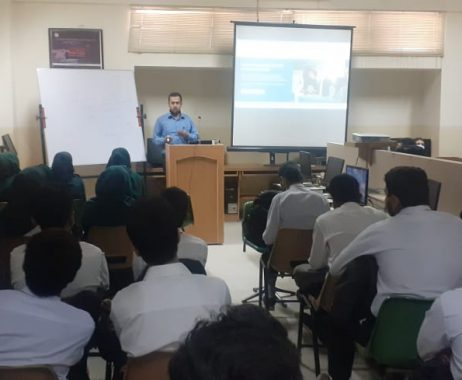 "A Seminar on ""Career in Networking and Security with CCNA Training"""