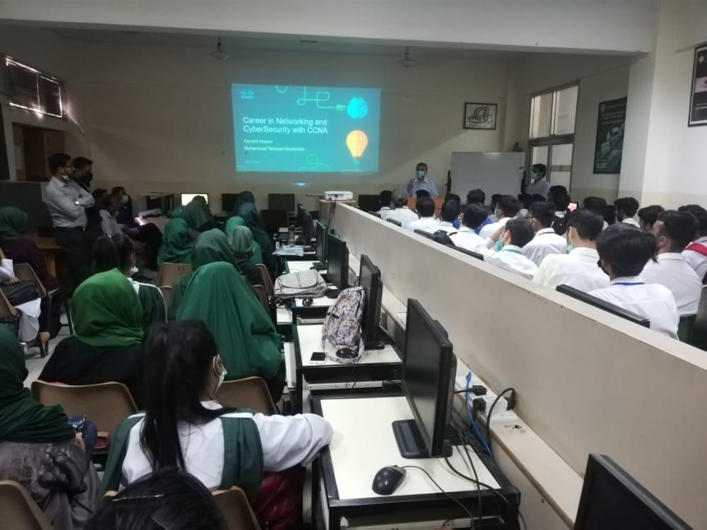 seminar Career in Networking -1
